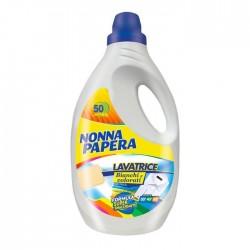 Nonna Papera жидкое средство для стирки 3 л Белое и Цветное.