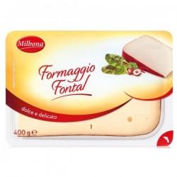Сыр Milbona «Formaggio Fontal» (Фонталь) 400г