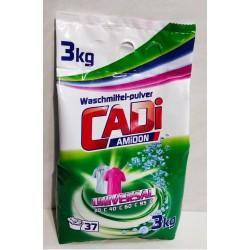 Cadi Universal стиральный порошок универсальный 3 кг п/е