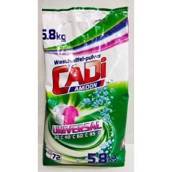 Cadi Universal стиральный порошок универсальный 5.8 кг п/е