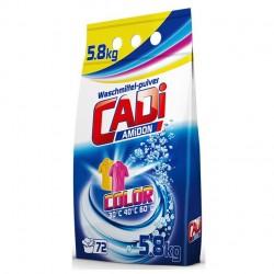 Cadi Color стиральный порошок для цветных тканей 5.8 кг п/е