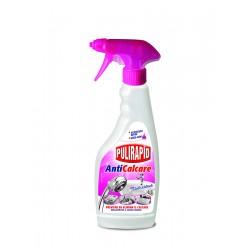 Pulirapid Anticalcare Aceto средство против накипи с натуральным уксусом 500 мл спрей