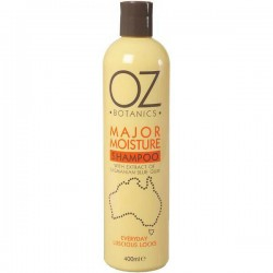 Oz Major Moisture Shampoo 400ml