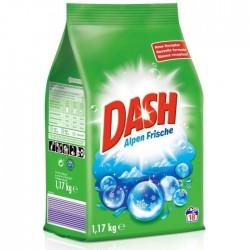 Стиральный порошок Dash Alpen Frische, 1.17 кг (18 стирок)