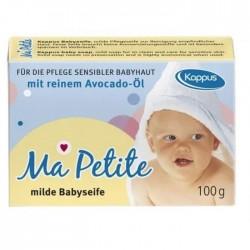 Мыло детское Kappus Ma Petite Babyseife, 100 г