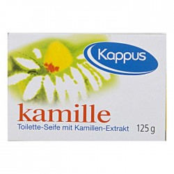 Мыло туалетное Kappus Kamillenseife, 100 г