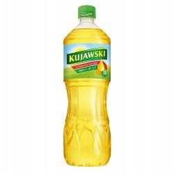 Рапсовое масло первого отжима Kujawski z pierwszego tloczenia 2л (Польша)