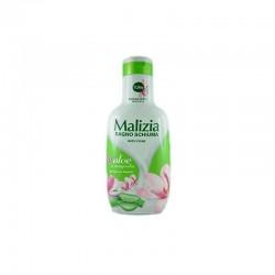 Гель для душа malizia вio aloe e magnolia 1л
