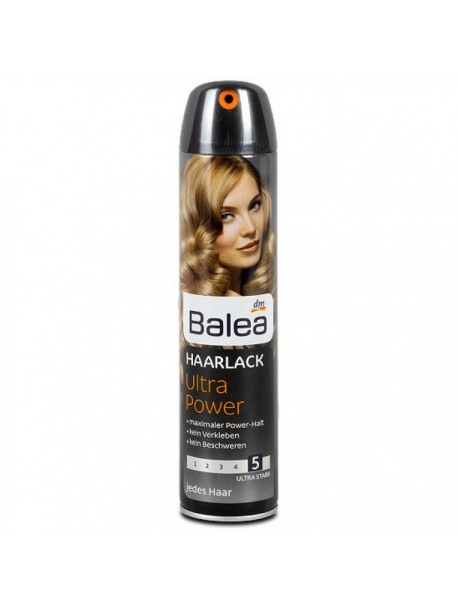 Balea Ultra Rower Haarspray-лак для волос