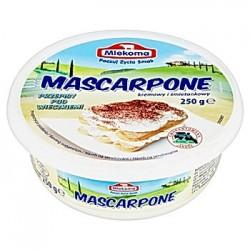 Сыр маскарпоне Mlekoma Mascarpone 250 г