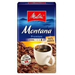 Melitta Montana Premium 500 г свежий молотый кофе