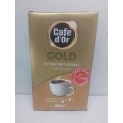 Кофе молотый Cafe d'Or Gold exclusive 250g, Польша