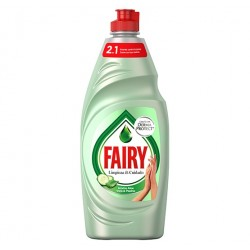 Жидкость Для Мытья Посуды Fairy Aloe Vera & Pepino(520 Мл)