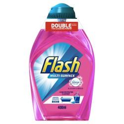 Flash Multi-Surface - универсальный концентрат-очиститель 400 мл