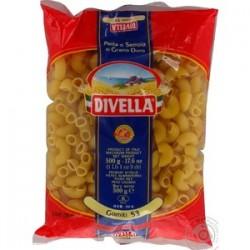 Макаронные изделия divella gomiti № 53 500 g