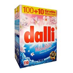 Cтиральный порошок Dalli Universal-Wohlfuhl 110стирок 7,15кг