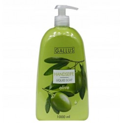 Gallus Olive жидкое мыло Оливка 1 л