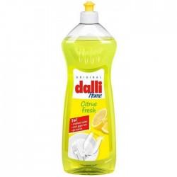 Гель для мытья посуды Dalli Свежесть цитруса, 1 л