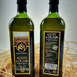 Оливковое масло Monterico Aceite de Oliva virgen extre 1л Испания