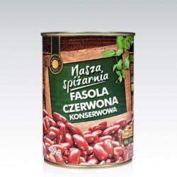 Консервированная фасоль Nasza Spizarnia Fasola 400 g (Польша)