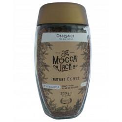 Кофе растворимый Mocca Jack 200 г (100 % Арабика)