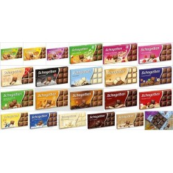 Шоколад Schogetten 100г Германия