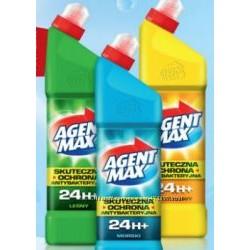 Средство для чистки унитаза AGENT MAX 1,1л