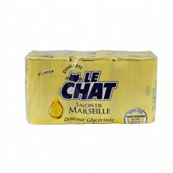 Le Chat мыло c глицерином (100 г) Savon de Marseille