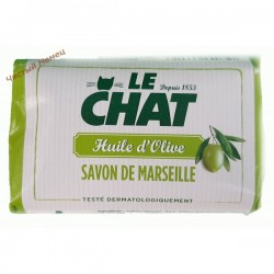 Le Chat мыло с глицерином (100 гр) Huile d'Olive