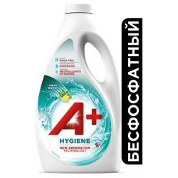 Гель для стирки А+ Hygiene Универсальный, 4 л (80 стирок)