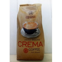 Кофе в зернах Milaro Crema, 1кг (Испания)