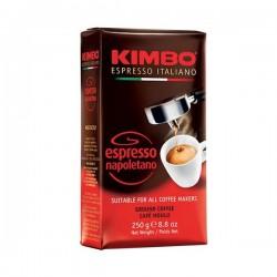 Кофе молотый KIMBO ESPRESSO NAPOLETANO, 250 грамм.