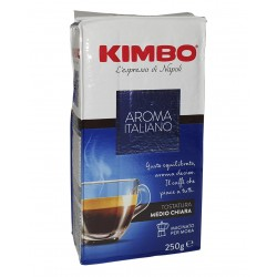 Кофе молотый KIMBO Aroma Italiano 250гр (Италия)