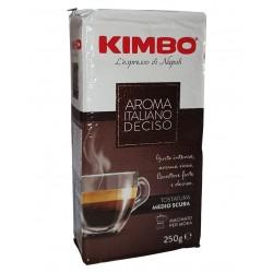 Кофе молотый Kimbo Aroma Italiano Deciso 250 г