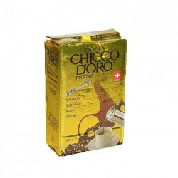 Кофе молотый Caffe Chicco d'oro Tradition 250гр. (Швейцария)