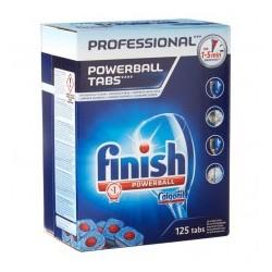 Finish Professional 125 Таблетки для посудомоечной машины