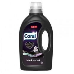 Гель для стирки Coral Black Velvet 1.375мл Германия