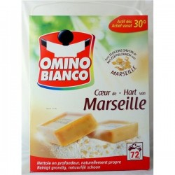 Omino Bianco Marseille .Стиральный Порошок Omino Bianko 7,2 кг.