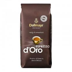 Кофе DALLMAYR ESPRESSO D'ORO В ЗЕРНАХ 1КГ