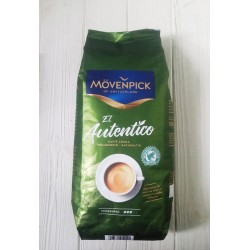 Кофе Movenpick El Autentico в зернах 1000 г