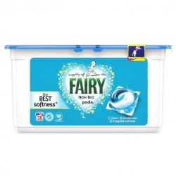 Капсулы для стирки Fairy non Bio 38шт (Германия)