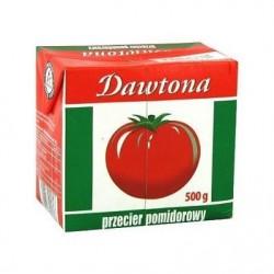 Томатная паста Dawtona przecier pomidorowy 500г Польша