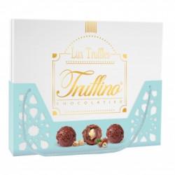 Конфеты Truffino из молочного шоколада с ореховым кремом и фундуком , 260 гр