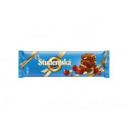 Шоколад молочный Studentska 280 г