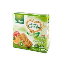 Печенье Мульти-фруктовое Cuor di Cereale Multifrutta Take Away Gullon 144 г