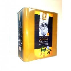 Оливковое масло 3 л Extra Virgin Kalamata Orange HPA Греция OIL