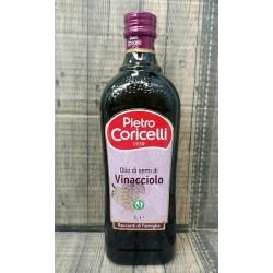 Виноградное масло Pietro Coricelli Olio di Semi di Vinacciolo 1L (Италия)
