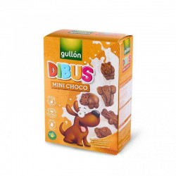 Печенье Gullon Dibus Mini Cocoa (250 Г)