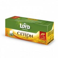 Чай черный Золотой Цейлон Loyd Ceylon Gold 25 пакет (50г) Польша