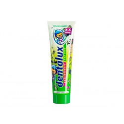 Детская зубная паста Dentalux for kids 100 мл (Германия) Fruchtbombe (фруктовая бомба)